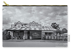 Carry-all Pouch featuring the photograph Monegeetta General Store by Linda Lees