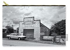Carry-all Pouch featuring the photograph Monegeetta Produce Store by Linda Lees