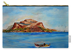 Monemvasia Carry-all Pouch