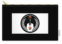 Monero Anonymous Carry-all Pouch