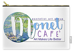 Monet Cafe' Products Carry-all Pouch