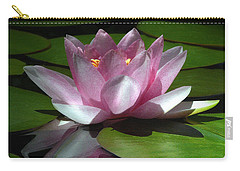 Monet's Muse Carry-all Pouch by Marion Cullen