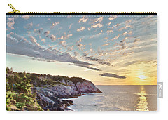 Monhegan East Shore Carry-all Pouch by Tom Cameron