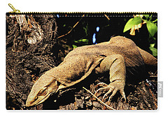 Monitor Lizard Carry-all Pouch by Manjot Singh Sachdeva