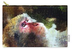 Monkey Wisdom Carry-all Pouch
