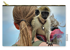 Monkeying Around Carry-all Pouch