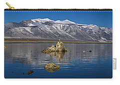 Mono Lake Pano Carry-all Pouch by Wes and Dotty Weber