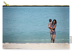 Carry-all Pouch featuring the photograph Monocee by Jez C Self
