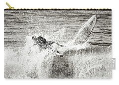 Monochrome Wipeout Carry-all Pouch