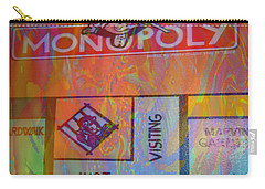 Monopoly Dream Carry-all Pouch