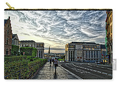 Mont Des Arts Hdr Carry-all Pouch