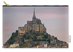 Mont Saint Michel Carry-all Pouch