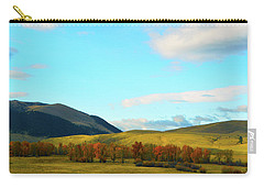 Montana Fall Trees Carry-all Pouch