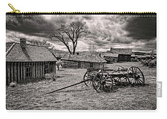 Montana Ghost Town Carry-all Pouch