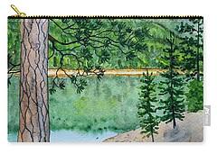 Montana - Lake Como Carry-all Pouch