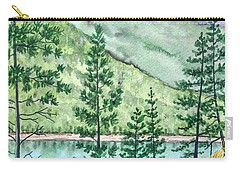 Montana - Lake Como Series Carry-all Pouch