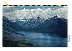 Montana Mountain Vista And Lake Carry-all Pouch