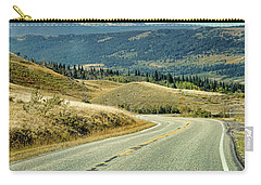 Montana Road Carry-all Pouch by Jill Battaglia