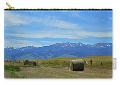 Montana Scene Carry-all Pouch