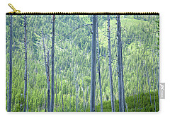 Montana Trees Carry-all Pouch