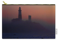 Montauk Mist Carry-all Pouch
