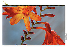 Montbretia 1 Carry-all Pouch