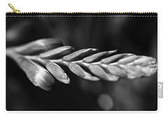 Carry-all Pouch featuring the photograph Montbretia  by Keith Elliott
