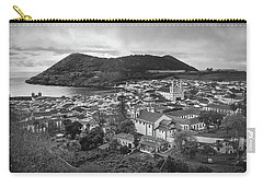 Monte Brasil And Angra Do Heroismo, Terceira Island, Azores Carry-all Pouch