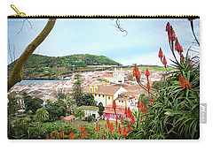 Monte Brasil And Angra Do Heroismo, Terceira Carry-all Pouch
