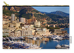 Monte Carlo Carry-all Pouch by Tom Prendergast