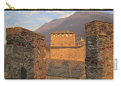 Montebello - Bellinzona, Switzerland Carry-all Pouch