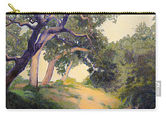 Montecito Dry River Oaks Carry-all Pouch