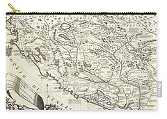 Herzegovina Drawings Carry-All Pouches