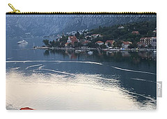 Montenegro Bay Of Kotor Carry-all Pouch