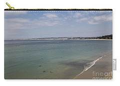 Monterey Bay Carry-all Pouch by Suzanne Luft