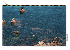 Monterey Carry-all Pouch by Martina Thompson