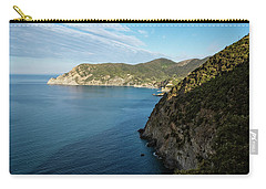 Monterosso And The Cinque Terre Coast Carry-all Pouch