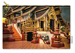 Monthian Temple Chiang Mai  Carry-all Pouch