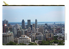 Montreal Cityscape Carry-all Pouch