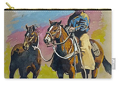 Monty Roberts Carry-all Pouch by Bern Miller