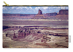 Monument Basin, Canyonlands Carry-all Pouch