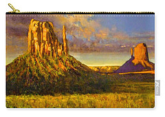 Monument Passage Carry-all Pouch