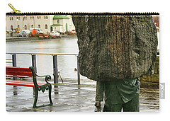 Monument To The Unknown Official Bureaucrat 7203 Carry-all Pouch