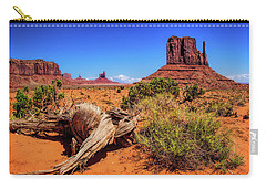 Monument Valley Desert  Carry-all Pouch