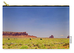 Monument Valley South View Carry-all Pouch