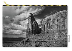 Monument Valley View Carry-all Pouch