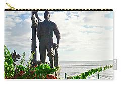 Monumento Al Pescador Juanadino Carry-all Pouch