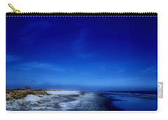 Mood Of A Beach Evening - Jersey Shore Carry-all Pouch