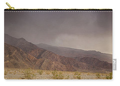 Moods Of Death Valley National Park Carry-all Pouch
