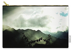 Moody Weather Carry-all Pouch by Mimulux patricia no No